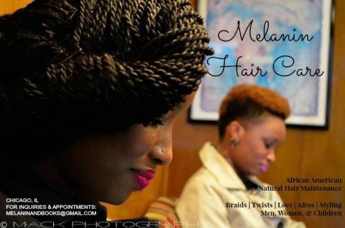 Melanin Hair Care